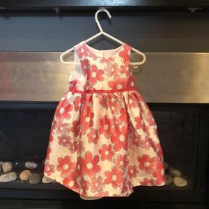 Adorable Easter dress girls 2 year old floral